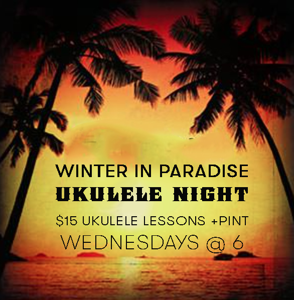 UKULELE NIGHT